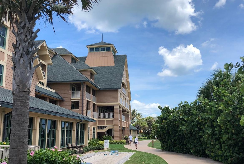 Disney's Vero Beach Resort Exterior