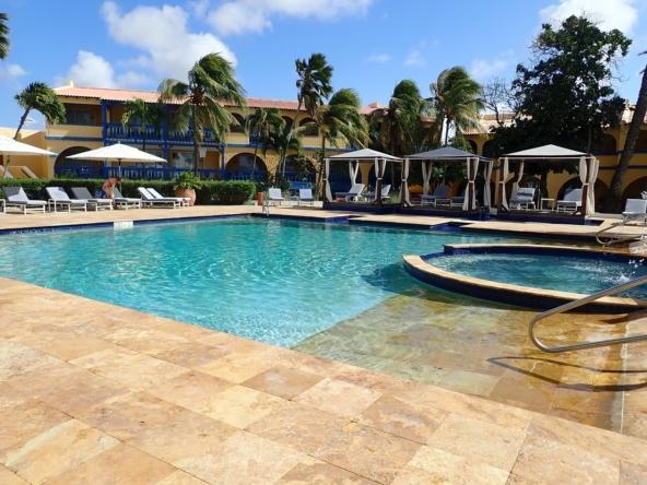 Divi Flamingo Beach Resort and Casino Pool