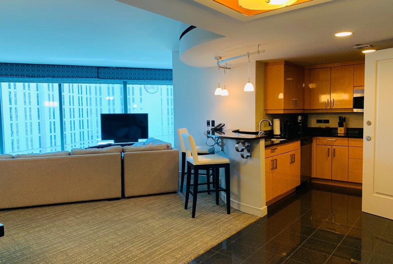 Elara By Hilton Grand Vacations Kitchen