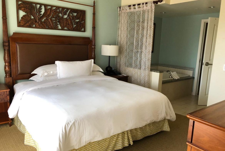 Grand Waikikian by Hilton Grand Vacations Bedroom