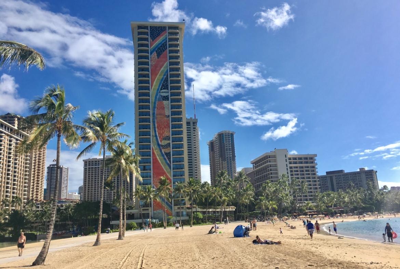 Grand Waikikian by Hilton Grand Vacations Exterior