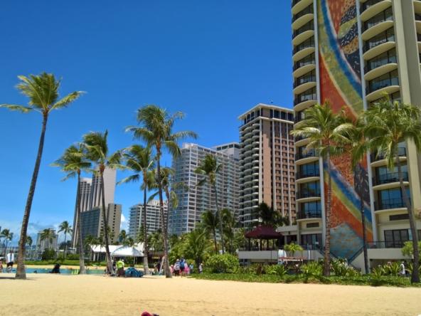 Grand Waikikian by Hilton Grand Vacations Outside Day