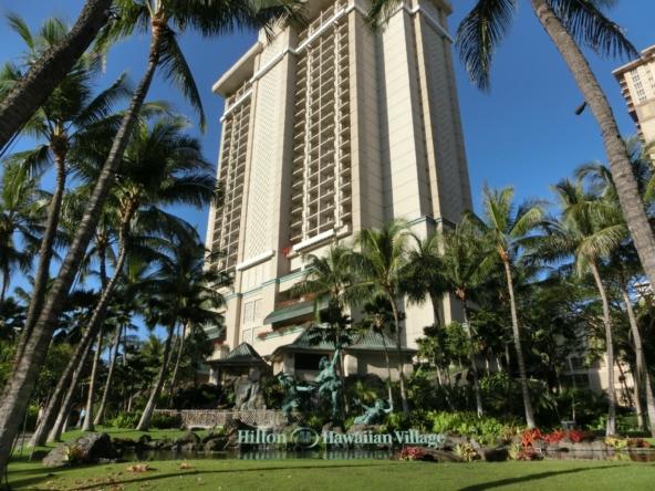 HGV Club at Hilton Hawaiian Village Timeshares