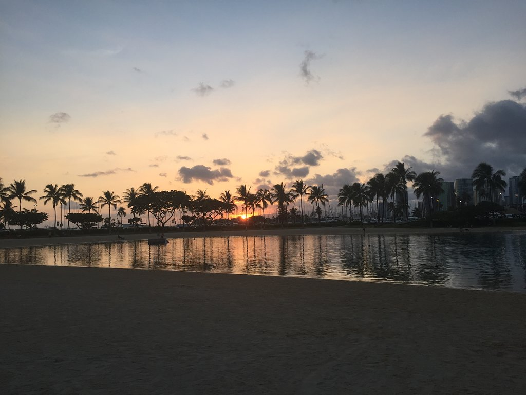 Hilton Grand Vacations The Grand Islander Sunset View