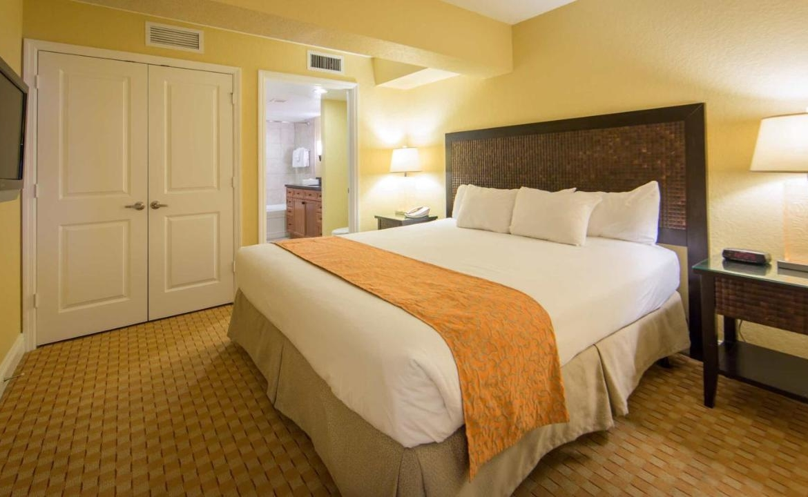 Holiday Inn Club Vacations At Orange Lake Resort Bedroom