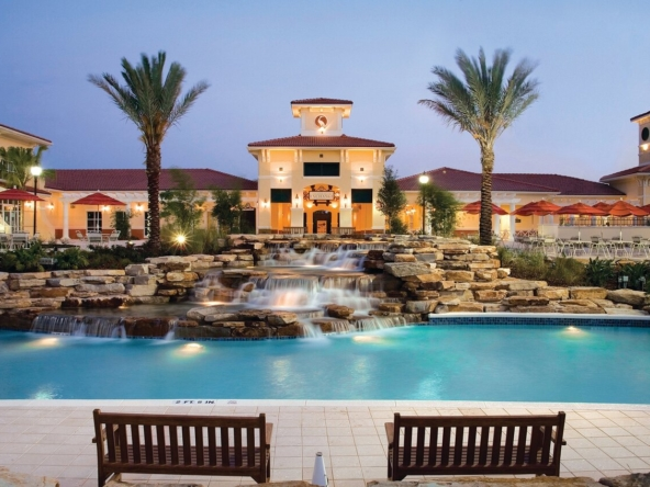 Holiday Inn Club Vacations At Orange Lake Resort Pool