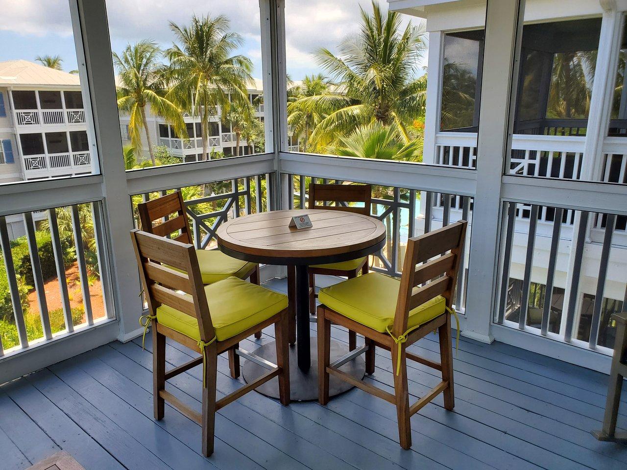 Hyatt Beach House Resort Balcony
