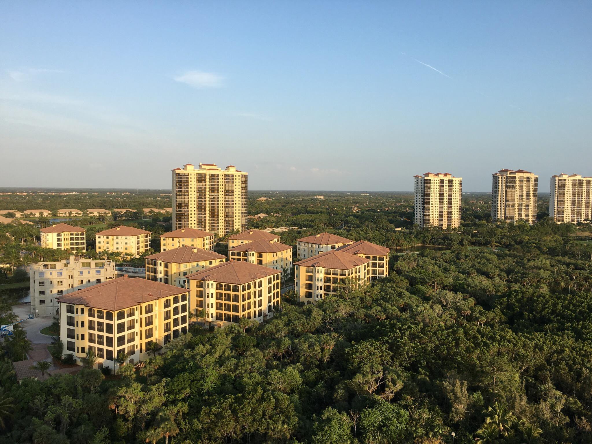 Hyatt Coconut Plantation Resort Aerial