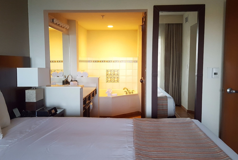 Hyatt Hacienda Del Mar Bedroom Jacuzzi