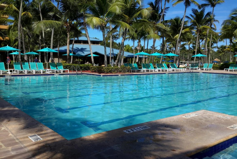 Hyatt Hacienda Del Mar Pool Area
