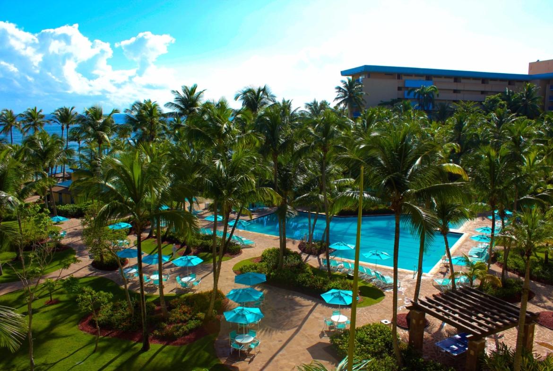 Hyatt Hacienda Del Mar Pool Overview