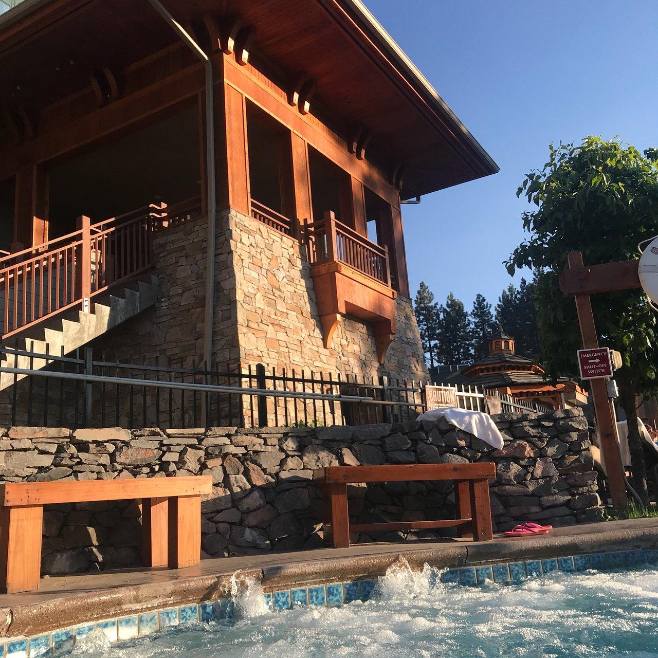 Hyatt High Sierra Lodge Pool