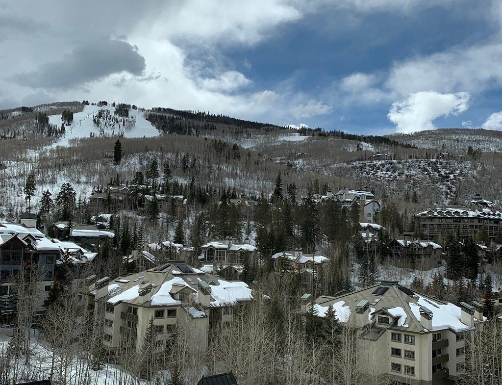 Hyatt Mountain Lodge Balcony