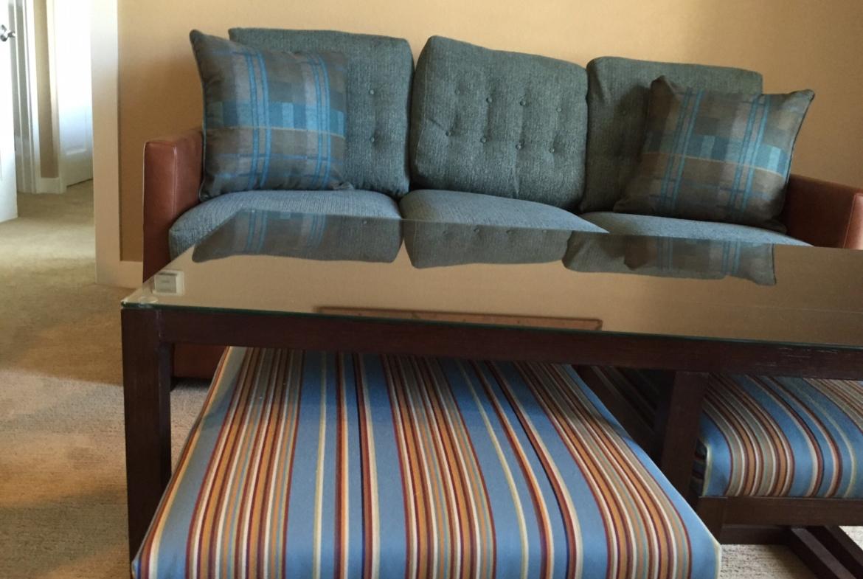 Hyatt Mountain Lodge Lobby Living Furn