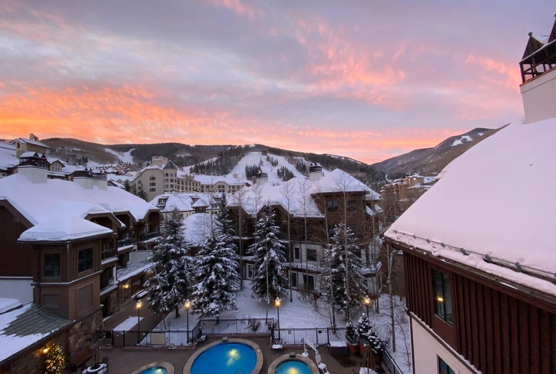 Hyatt Mountain Lodge Overlook