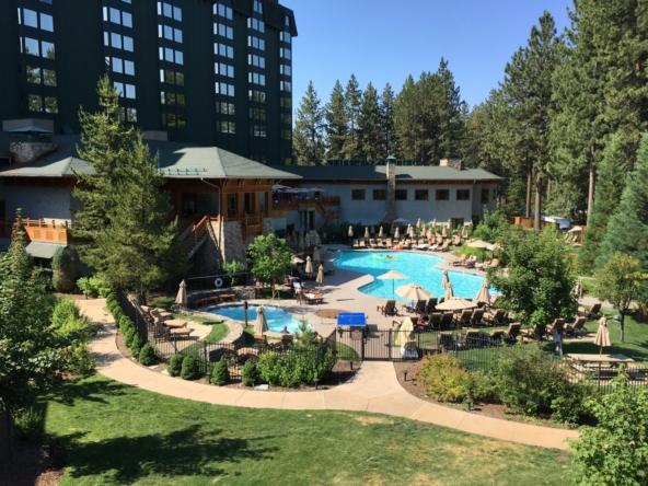 Hyatt Regency Lake Tahoe Resort And Casino Exterior Pool