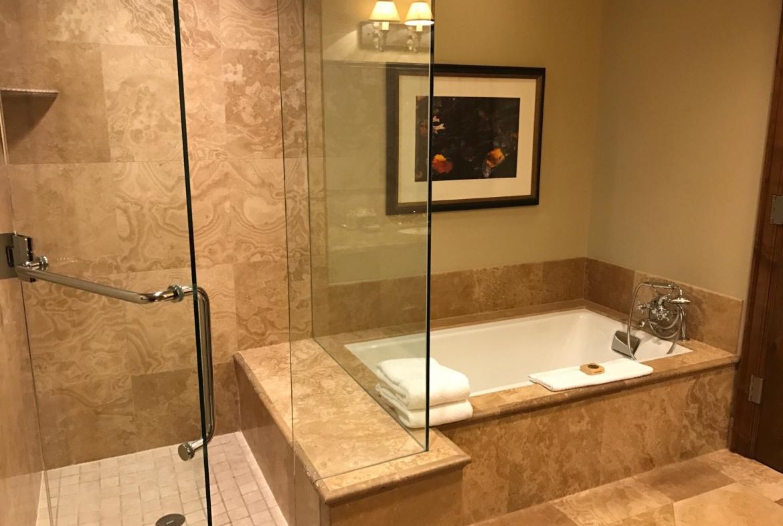 Hyatt Residence Club Grand Aspen Bathroom