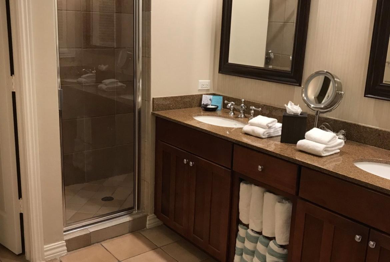 Hyatt Windward Pointe Resort Bathroom