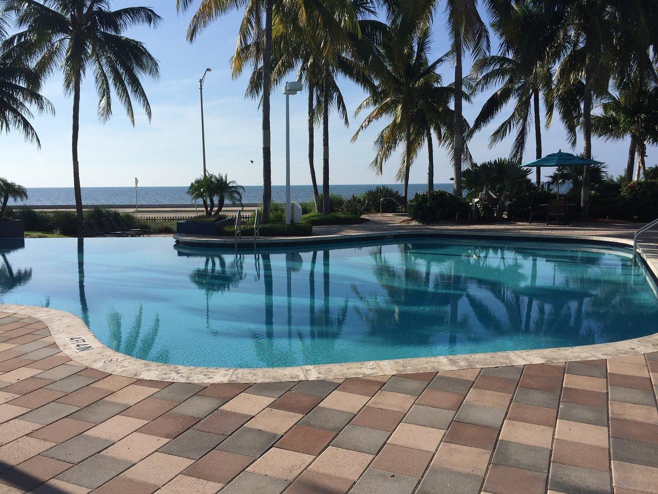 Hyatt Windward Pointe Resort Pool Area