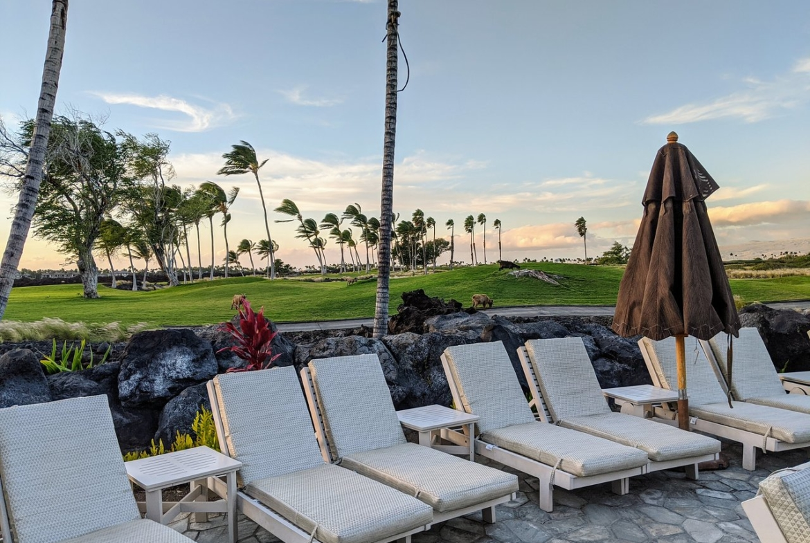 Kings' Land by Hilton Grand Vacations Lounge