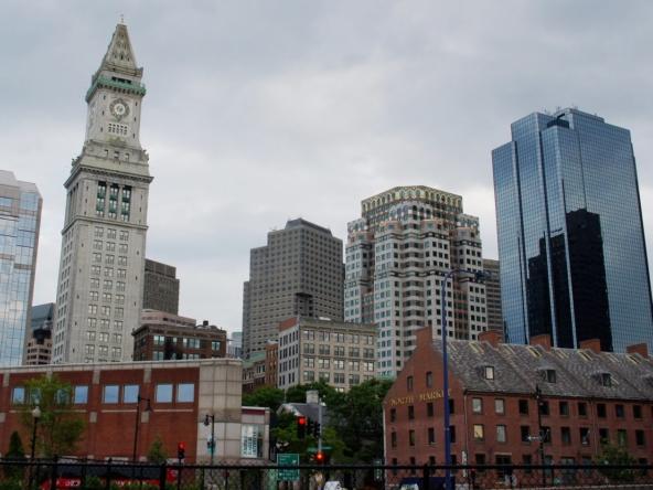 Boston Marriott Custom House Resales