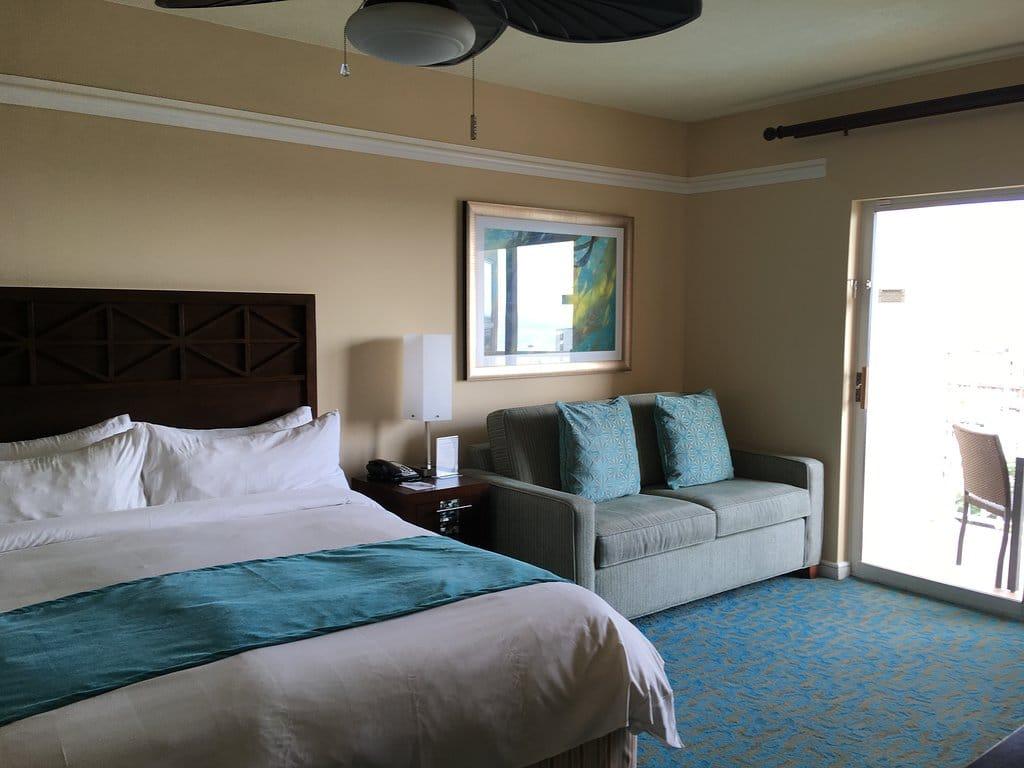 Marriott's Aruba Surf Club Bedroom View