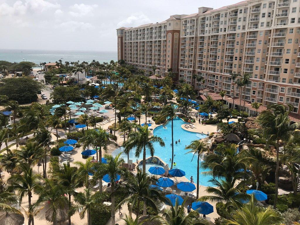 Marriott's Aruba Surf Club Exterior
