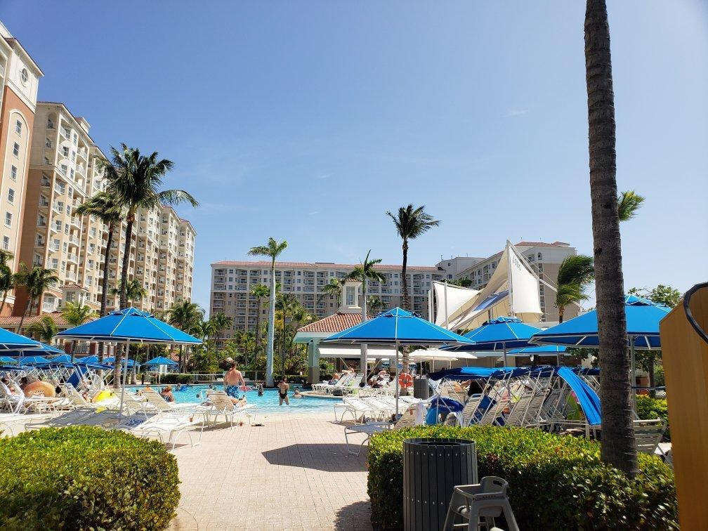 Marriott's Aruba Surf Club Pool