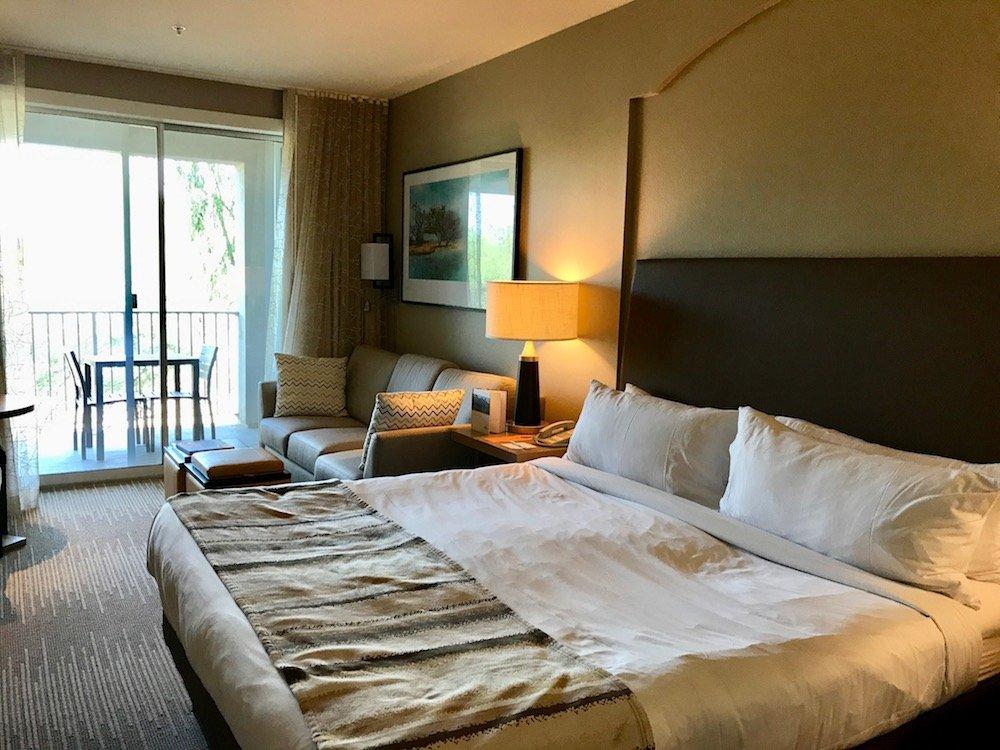 Marriott's Canyon Villas At Desert Ridge Bedroom