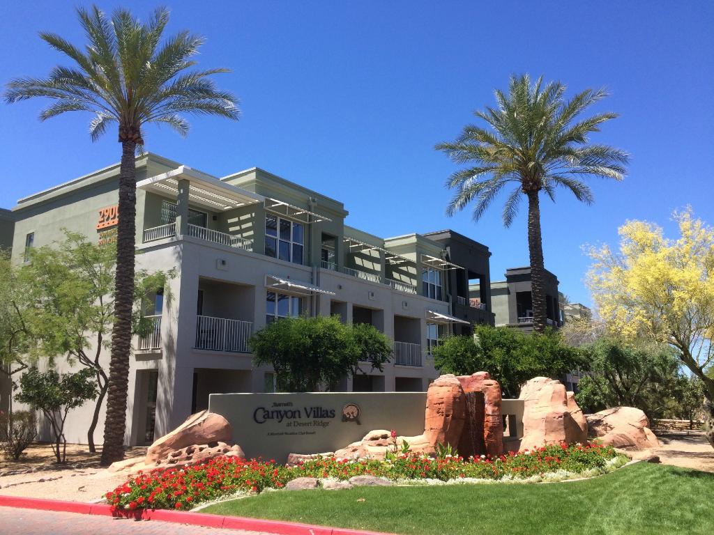 Marriott's Canyon Villas At Desert Ridge Exterior View