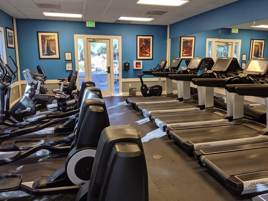 Marriott's Canyon Villas At Desert Ridge Fitness Center