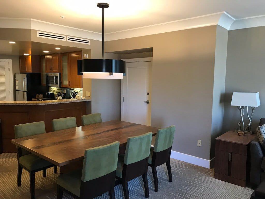Marriott's Canyon Villas At Desert Ridge Living
