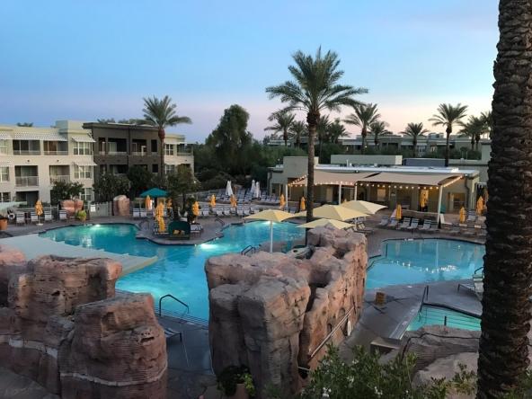 Marriott's Canyon Villas At Desert Ridge Pool