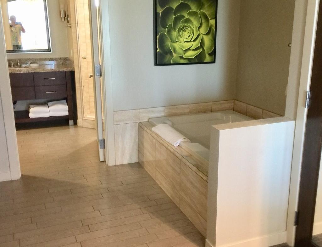 Marriott's Desert Springs Villas II Bath