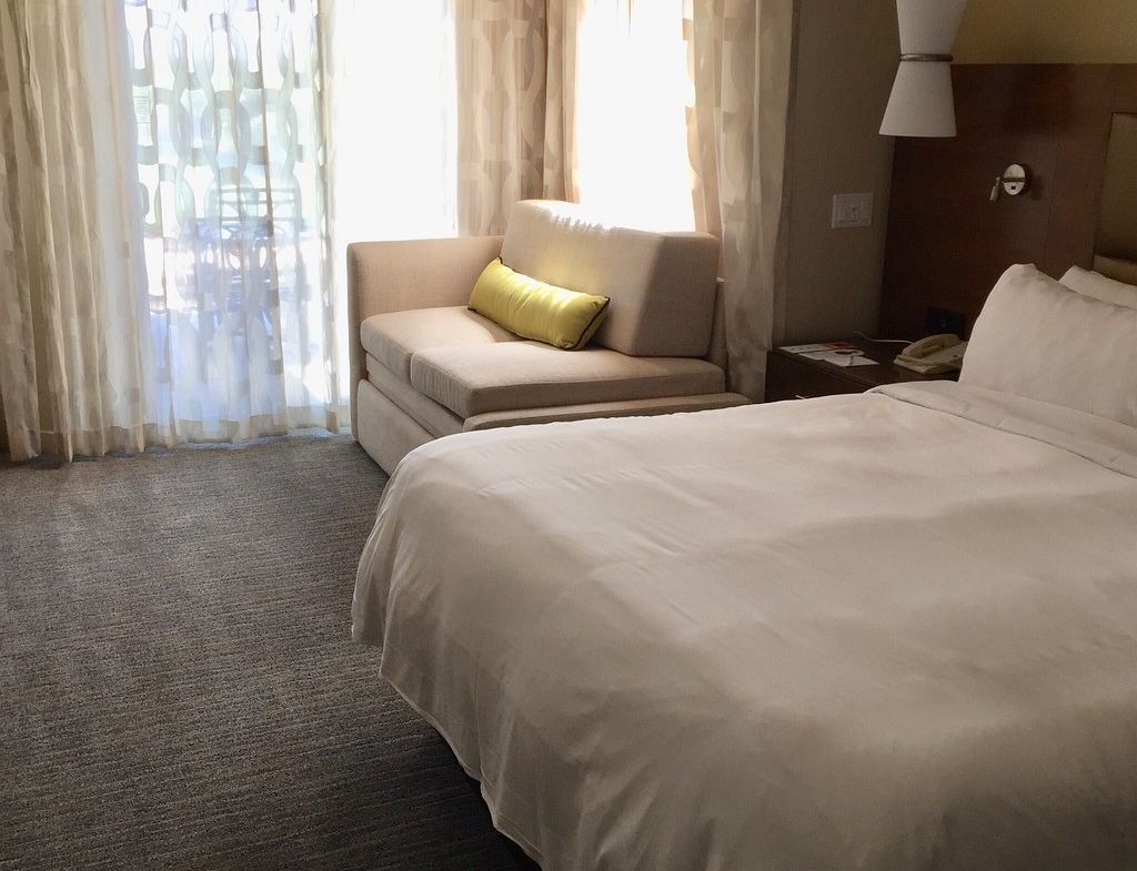 Marriott's Desert Springs Villas II Bed