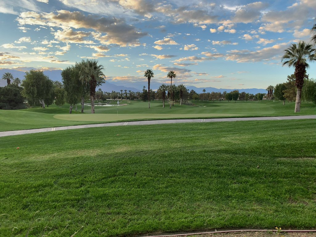 Marriott's Desert Springs Villas II Outside Golf Course