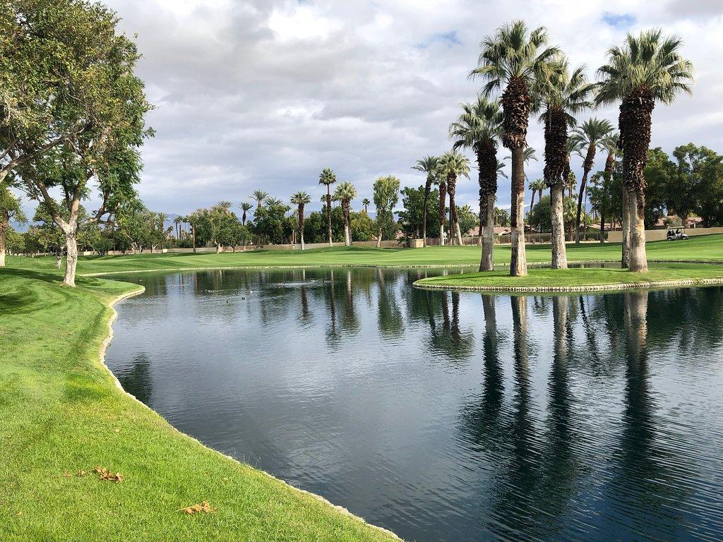 Marriott's Desert Springs Villas II Outside Water