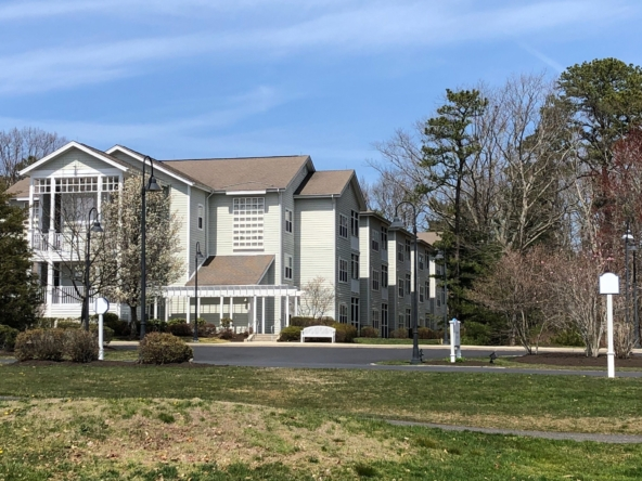 Marriott's Fairway Villas Exterior Buildings