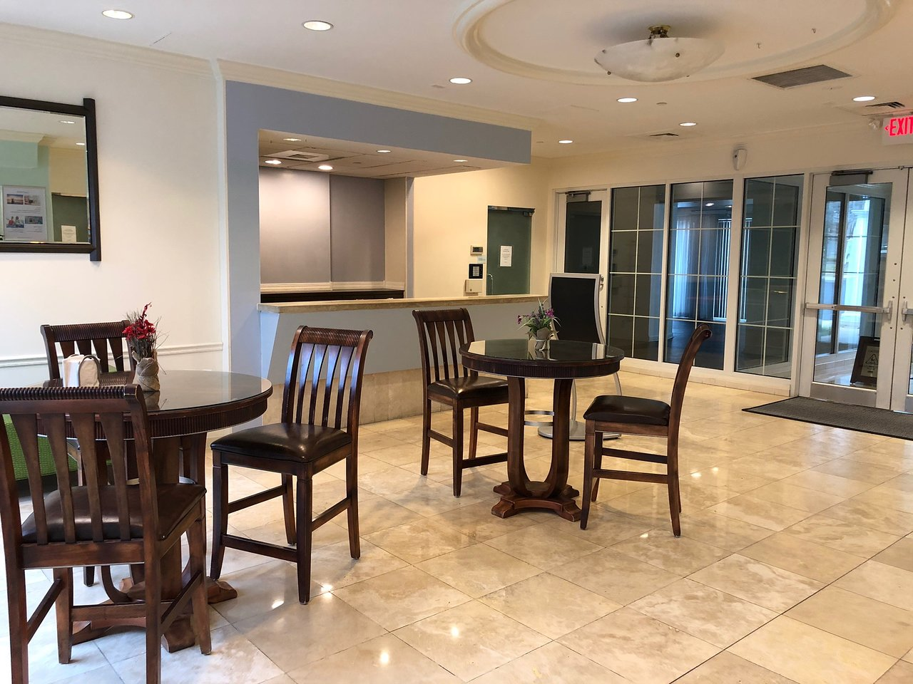 Marriott's Fairway Villas Lobby