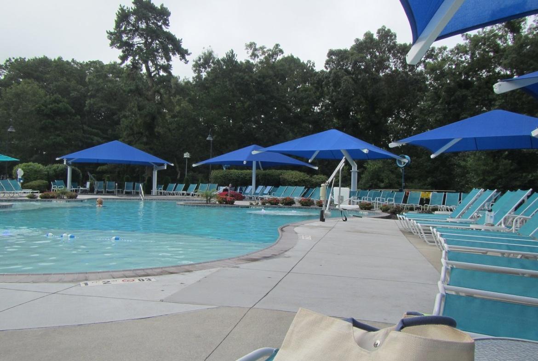 Marriott's Fairway Villas Pool Area