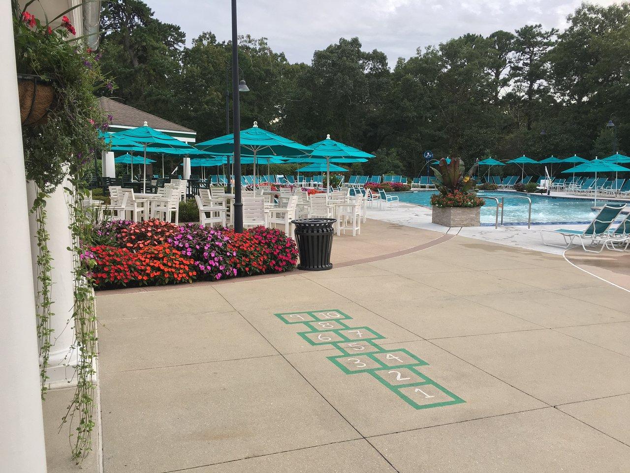 Marriott's Fairway Villas Pool Place