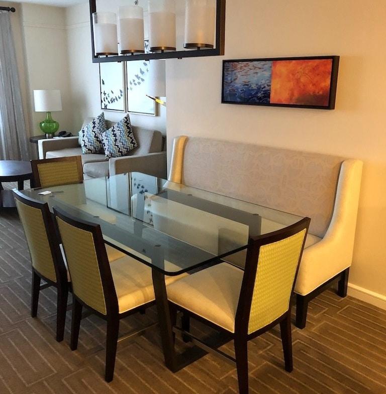 Marriott's Grande Vista Dining