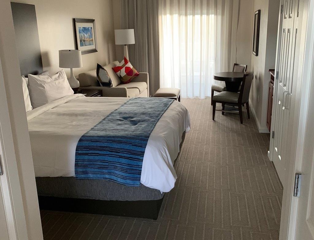 Marriott's Grande Vista Single Bed