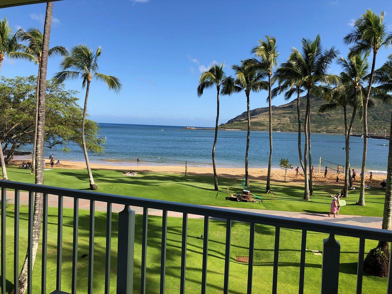 Marriott's Kauai Beach Club Balcony