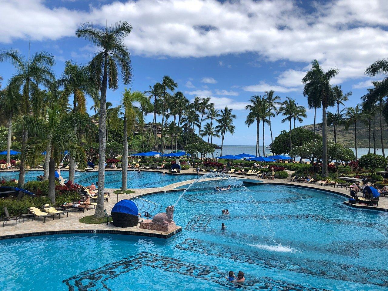 Marriott's Kauai Beach Club Pool