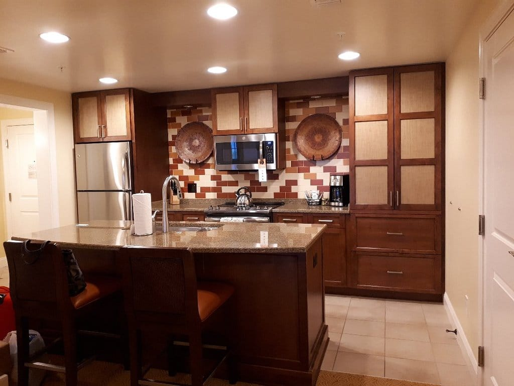 Marriott's Lakeshore Reserve Kitchen