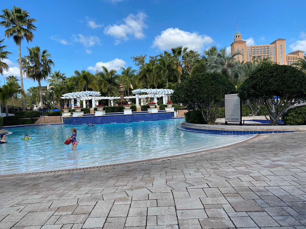Marriott's Lakeshore Reserve Pool