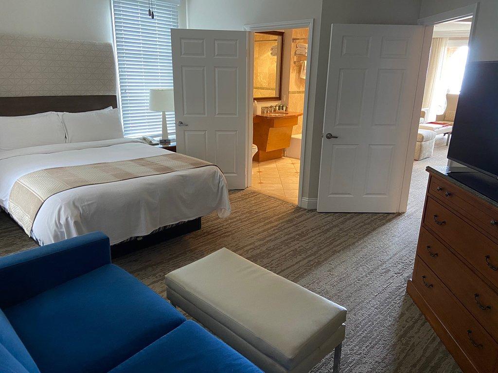 Marriott's Newport Coast Villas Bedroom
