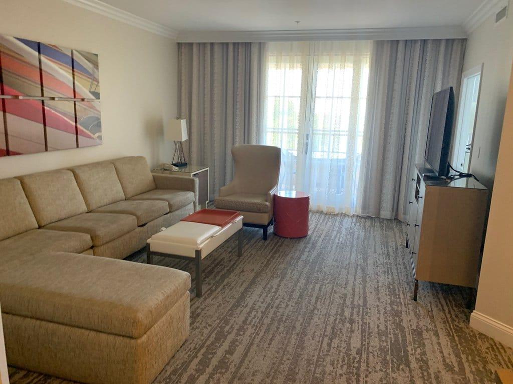 Marriott's Newport Coast Villas Living