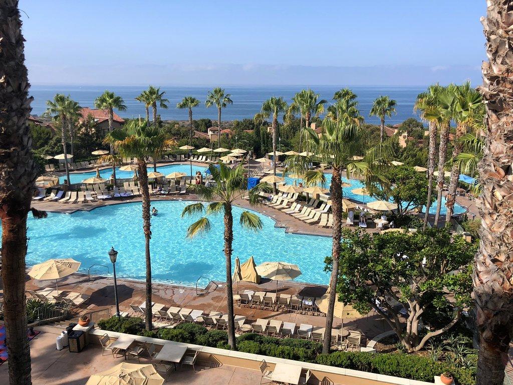Marriott's Newport Coast Villas Pool Outside